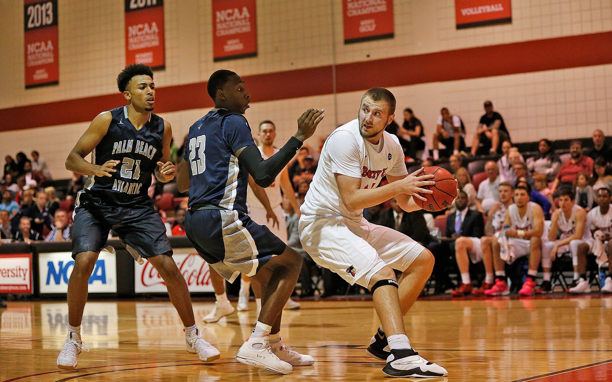 18f01ca3562c Men s Basketball Meets Tampa Wednesday Night - Barry University ...